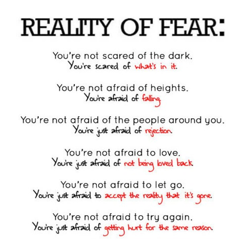 anxiety fear Anxiety, therefore, is the same feeling as fear, but there is no danger to react to with no specific threat, the anxiety is a free-floating, vague feeling that's why it can be difficult to pinpoint and treat.